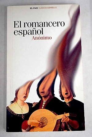 El romancero español: ANONIMO