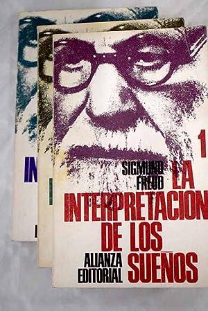 La interpretación de los sueños: Freud