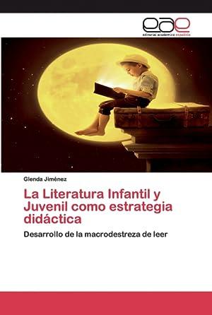 La Literatura Infantil y Juvenil como estrategia: Glenda Jiménez