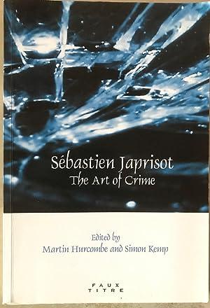 Sébastien Japrisot: The Art of Crime: Hurcombe, Martin &