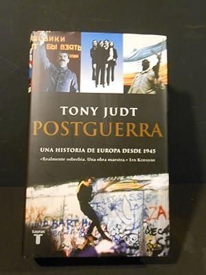 Postguerra. Una historia de Europa desde 1945.: JUDT, Tony.-