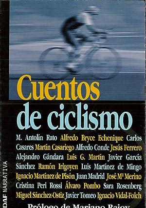Imagen del vendedor de Cuentos de ciclismo a la venta por Papel y Letras