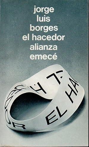 EL HACEDOR.: BORGES, Jorge Luis.