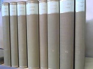 Ausgewählte Schriften Bände I - VIII. Ausgabe: Erasmus von Rotterdam: