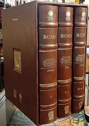 Immagine del venditore per Galleria delle Carte geografiche in Vaticano. 3 Volumi venduto da ELIOSLIBRI Studio Bibliografico