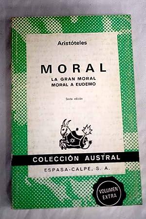 Moral: Aristóteles