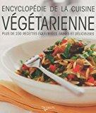 Encyclopédie de la cuisine végétarienne: Nicolas, Chantal
