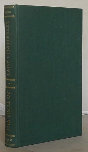 Seller image for The Trial of Lady Chatterley: Regina v. Penguin Books Ltd. for sale by Besleys Books  PBFA