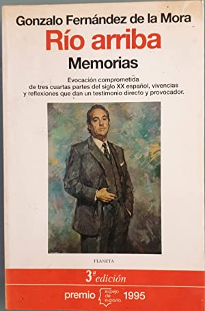 Imagen del vendedor de Río arriba. Memorias a la venta por Los libros del Abuelo