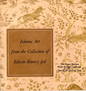 Seller image for ISLAMIC ART from the Collection of Edwin Binney 3rd [3 catalogues] for sale by PERIPLUS LINE LLC