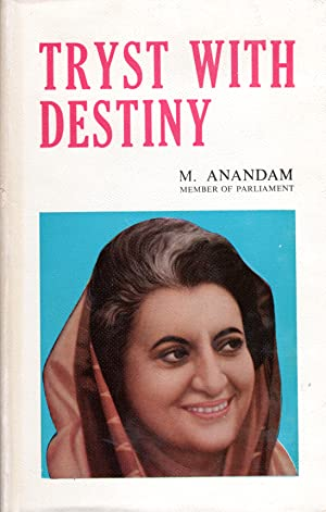 Seller image for TRYST WITH DESTINY (re Indira Gandhi) for sale by PERIPLUS LINE LLC