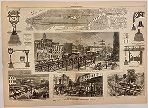 Rapid Transit in New York: HARPER'S WEEKLY