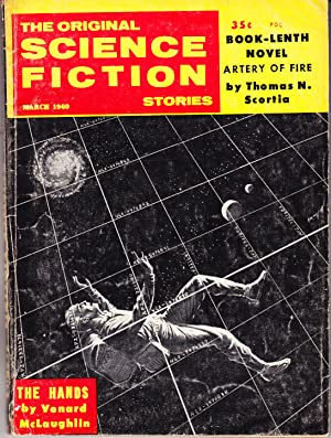 Science Fiction Stories, March 1960: Lowndes, Robert A.
