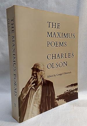 Immagine del venditore per The Maximus Poems venduto da Book House in Dinkytown, IOBA