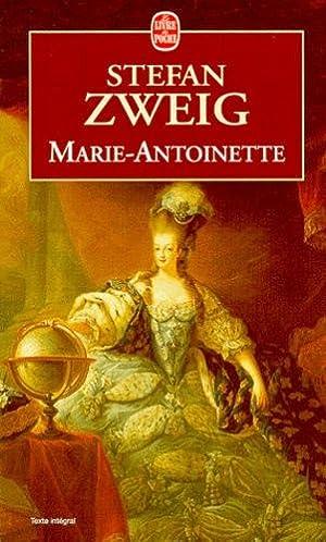 Marie-Antoinette: Zweig Stefan