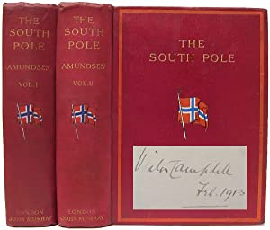 The South Pole. An Account of the: Amundsen, Roald