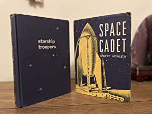 Starship Troopers & Space Cadet, True First: Robert Heinlein