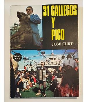 31 GALLEGOS Y PICO: CURT, José