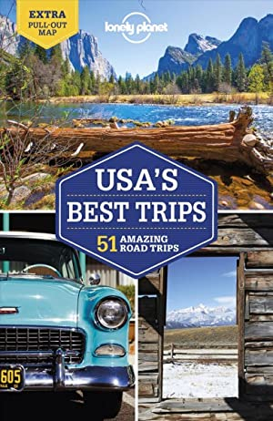 Seller image for Lonely Planet Usa's Best Trips 4 New edition for sale by GreatBookPrices