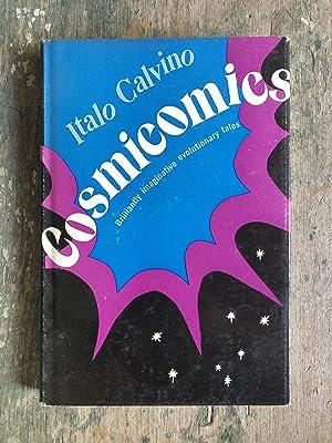 Cosmicomics? by Italo Calvino and translated from: Italo Calvino translated