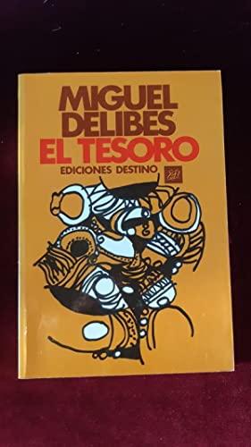 EL TESORO: Delibes,Miguel