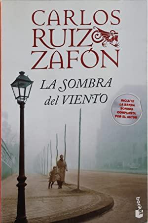 LA SOMBRA DEL VIENTO (NO INCLUYE CD: Ruíz Zafón,Carlos