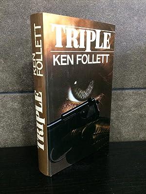 TRIPLE. KEN FOLLET.: KEN FOLLET.