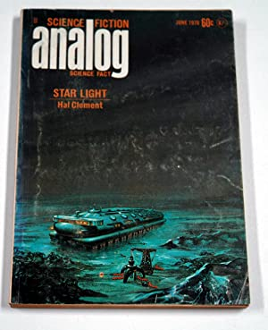 Analog Science Fiction/Science Fact: June, 1970 (Magazine): John W. Campbell