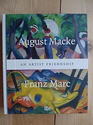 August Macke and Franz Marc : An: Marc, Franz (Ill.),