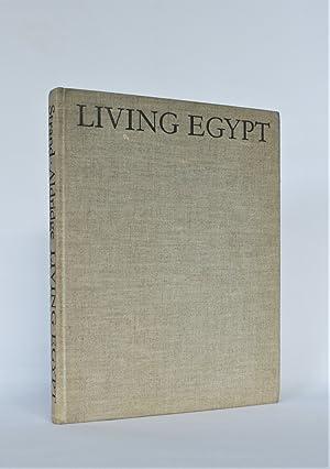 Living Egypt: STRAND, Paul; ALDRIDGE,