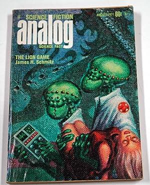 ANALOG Science Fiction/ Science Fact: August, Aug.: James H. Schmitz;