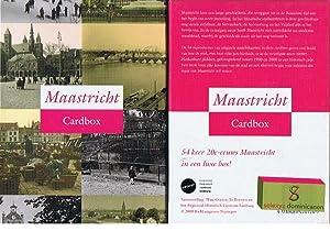 MAASTRICHT. CARDBOX (Caja) 54 fotografías en blanco: fotografía