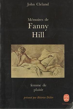 Image du vendeur pour Mémoires de Fanny Hill, femme de plaisir mis en vente par Librairie L'Amour du Livre
