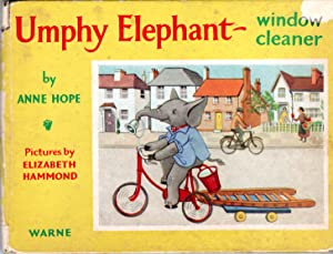 Seller image for UMPHY ELEPHANT window cleaner for sale by PERIPLUS LINE LLC