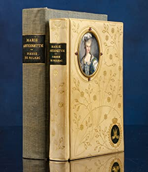 Marie Antoinette: COSWAY-STYLE BINDING; CHIVERS,