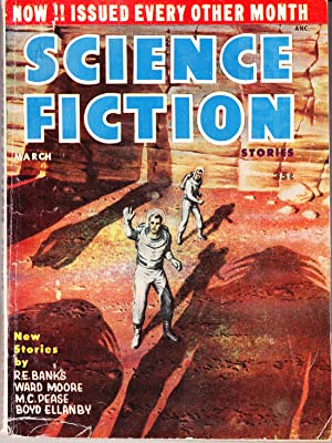 Science Fiction Stories, March 1955: Lowndes, Robert W.