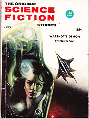 Science Fiction Stories, July 1956: Lowndes, Robert W.