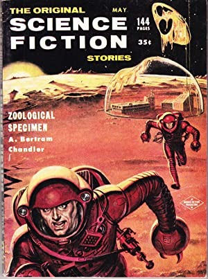 Original Science Fiction Stories, May 1957: Lowndes, Robert W.