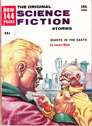 Original Science Fiction Stories, January 1956: Lowndes, Robert W.