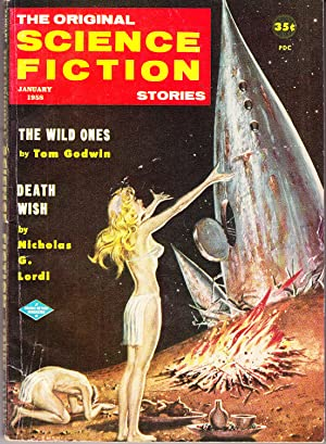 Science Fiction Stories, January 1958: Lowndes, Robert A.