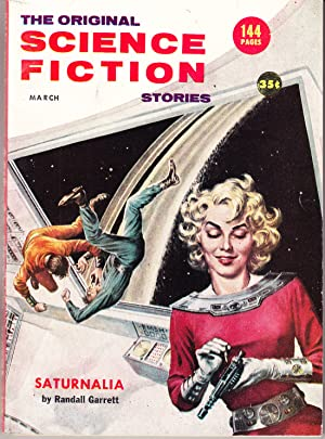 Original Science Fiction Stories, March 1957: Lowndes, Robert W.