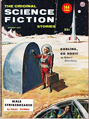 Original Science Fiction Stories, January 1957: Lowndes, Robert W.