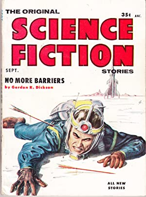Science Fiction Stories, September 1955: Lowndes, Robert W.