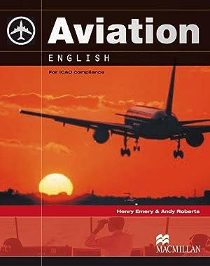 Aviation English. Student's Book mit CD-ROM: Emery, Henry