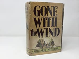 Mitchell First Printing Gone With The Wind 1936 1936 First Edition Abebooks