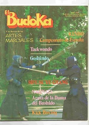 Imagen del vendedor de Revista: El Budoka num 182, abril 1990. Revista Artes Marciales - Naginata arma de la Dama del Bushido, Kick Boxing a la venta por El Boletin