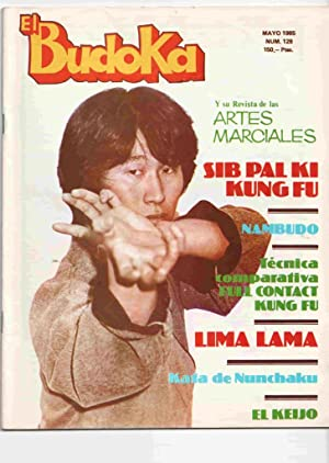 Imagen del vendedor de Revista: El Budoka num 128, mayo 1985. Revista Artes Marciales - Tecnica comparativa full contact Kung fu, Kata de nunchaku a la venta por El Boletin