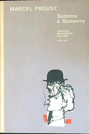 Sodoma e Gomorra: Proust, Marcel