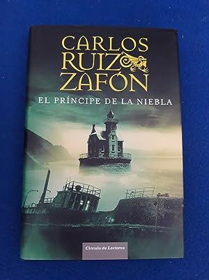 EL PRÍNCIPE DE LA NIEBLA: CARLOS RUIZ ZAFÓN