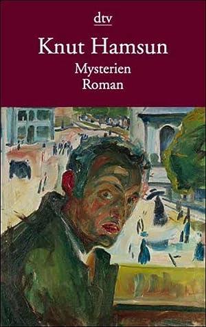 Mysterien: Roman: Hamsun, Knut: